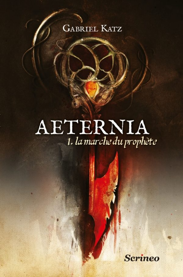 couverture Aeternia tome 1