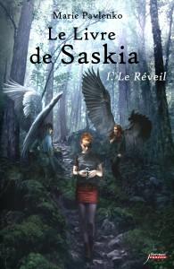 couverture Le livre de Saskia tome 1