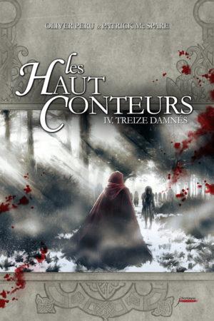 couverture Les haut conteurs tome 4