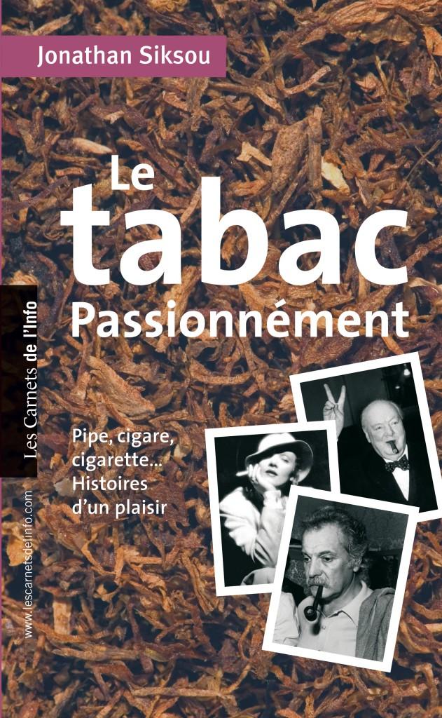 couverture Le Tabac passionnément