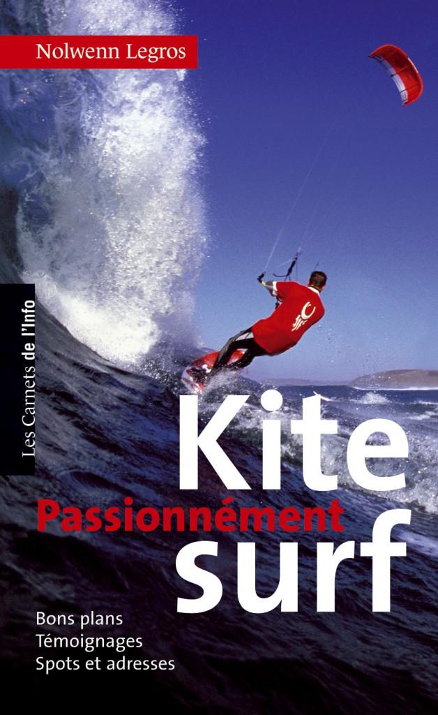 couverture Le Kite surf passionnément