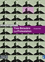 couverture La protestation