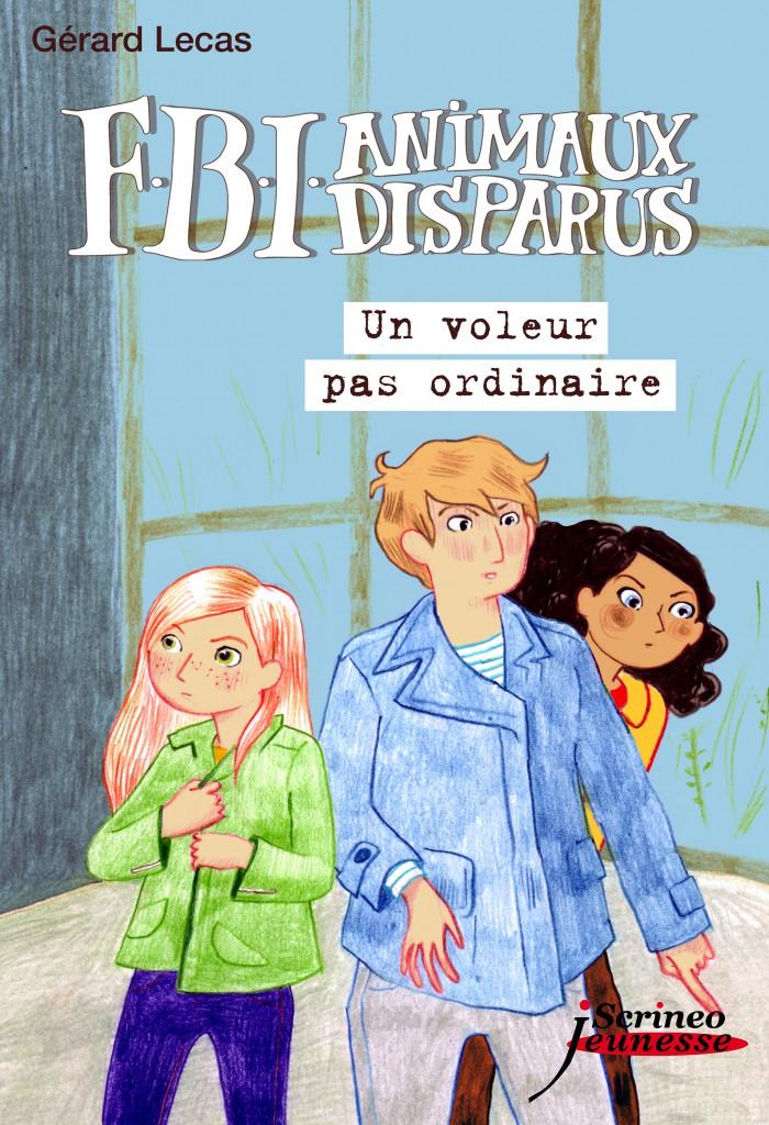 couverture F.B.I. animaux disparus