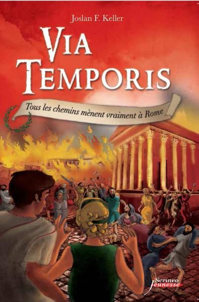 couverture Via Temporis