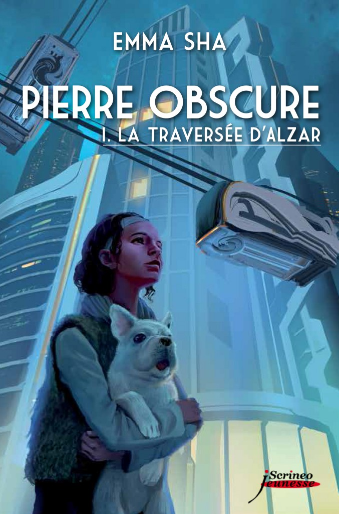 couverture Pierre obscure Tome 1