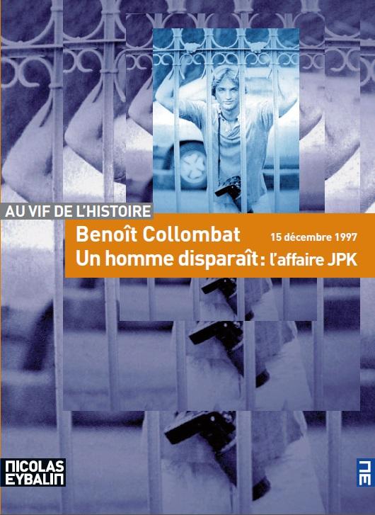 couverture Un homme disparaît : l'affaire JPK