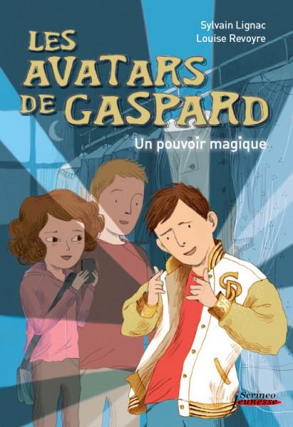 Couverture Les Avatars de Gaspard