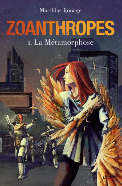 couverture Zoanthropes tome 1