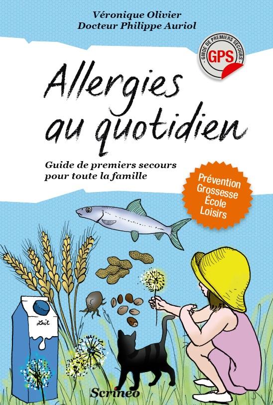 couverture guide pratique allergies au quotidien
