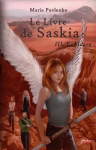 couverure le livre de saskia tome 3
