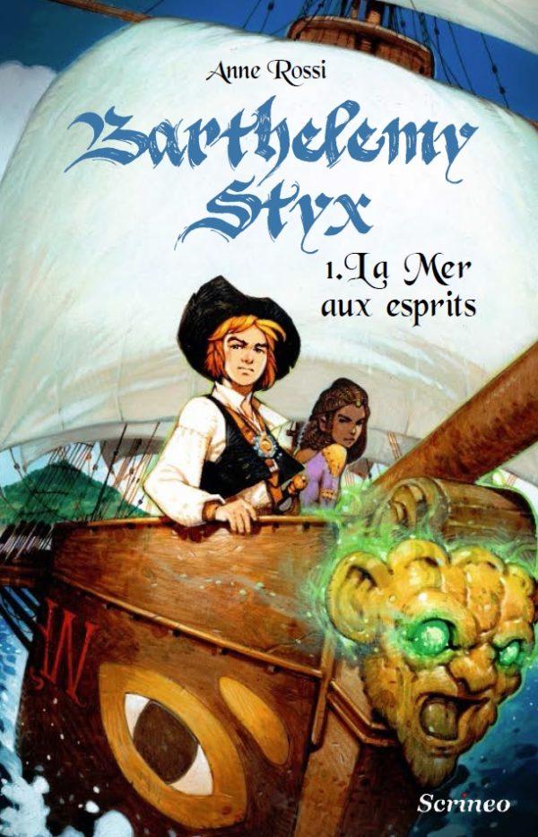 couverture Barthélémy Styx