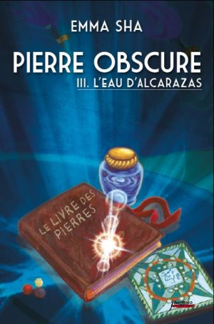 couverture Pierre Obscure tome 3