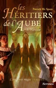 couverture Les Héritiers de l'Aube - Tome 3