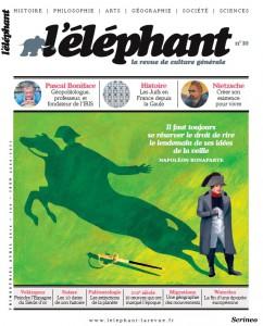 couverture l'éléphant numéro 10