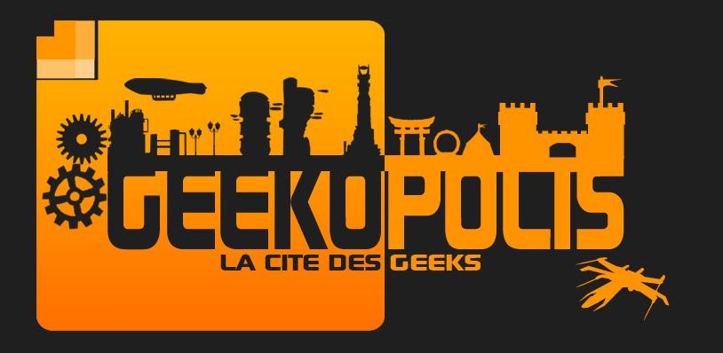 Geekopolis logo
