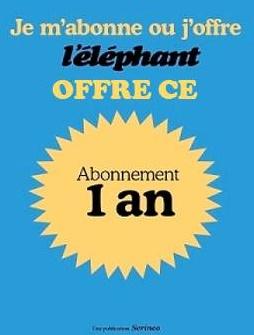 offre l'éléphant abonnement CE