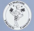 logo de la librairie Le matoulu
