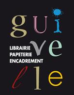 logo librairie Guivelle