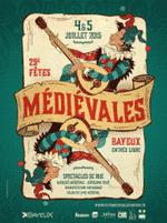 salon du livre médiéval de bayeux