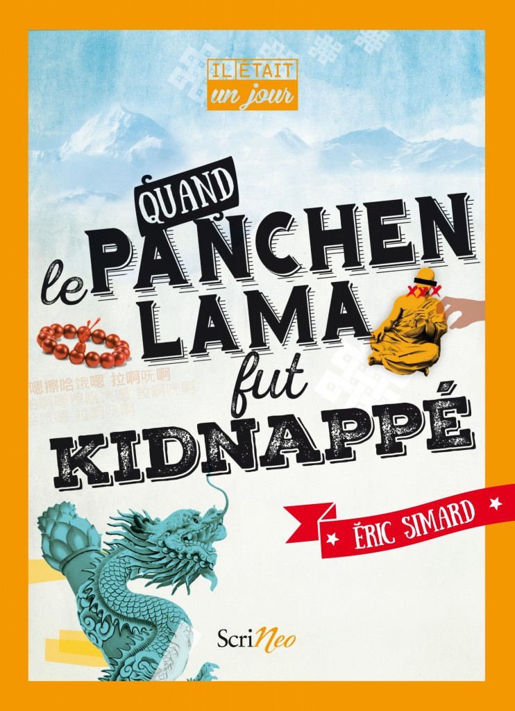 couverture Quand le Panchen Lama fut Kidnappé