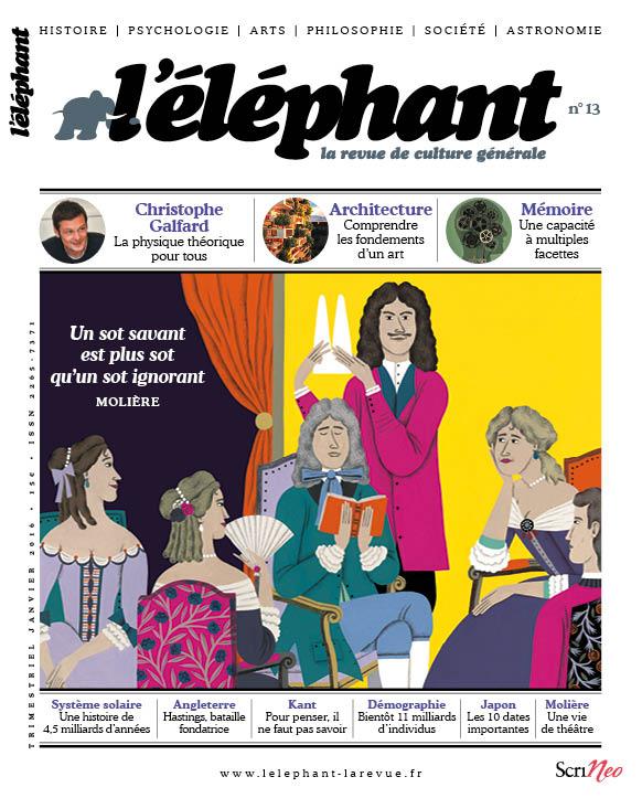 L'éléphant 13
