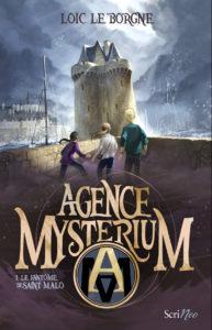 Agence Mysterium - Le Fantôme de Saint-Malo